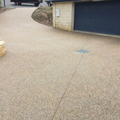 Wilson GC - Apache Concreting