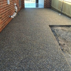Blacklands GC, Apache Concreting