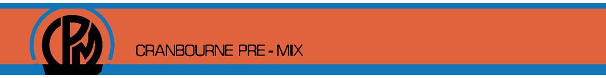 Cranbourne Pre Mix