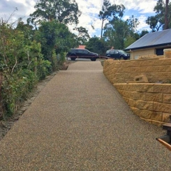 Wilson GC, Apache Concreting