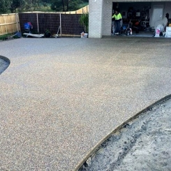 Highland GC Apache Concreting